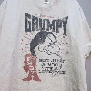 Disney Parks Grumpy Shirt Size 2XL